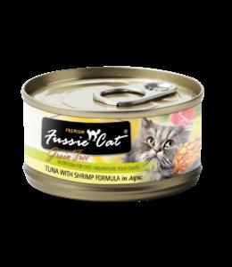 Fussie Cat Fussie Cat Tuna With Shrimp Formula In Aspic 2.82 oz