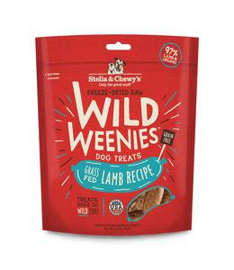 Stella & Chewy's Stella & Chewy's Grass-Fed Lamb Wild Weenies 3.25oz
