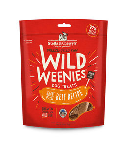 Stella & Chewy's® Stella & Chewy's® Grass-Fed Beef Wild Weenies