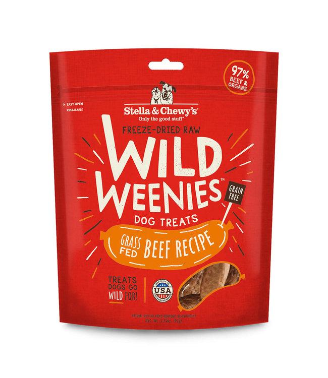 Stella & Chewy's® Stella & Chewy's® Grass-Fed Beef Wild Weenies