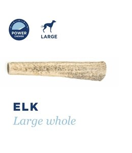 Barkworthies Barkworthies Whole Elk Antler Large
