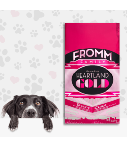 Fromm Family Foods Fromm Grain Free Heartland Gold Puppy