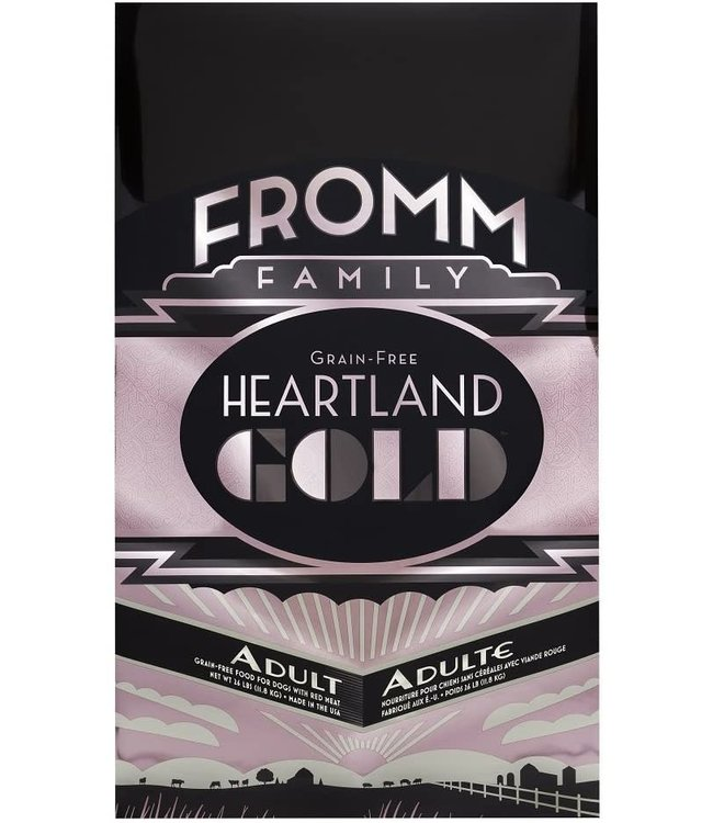 Fromm Family Foods Fromm Grain Free Heartland Gold Adult