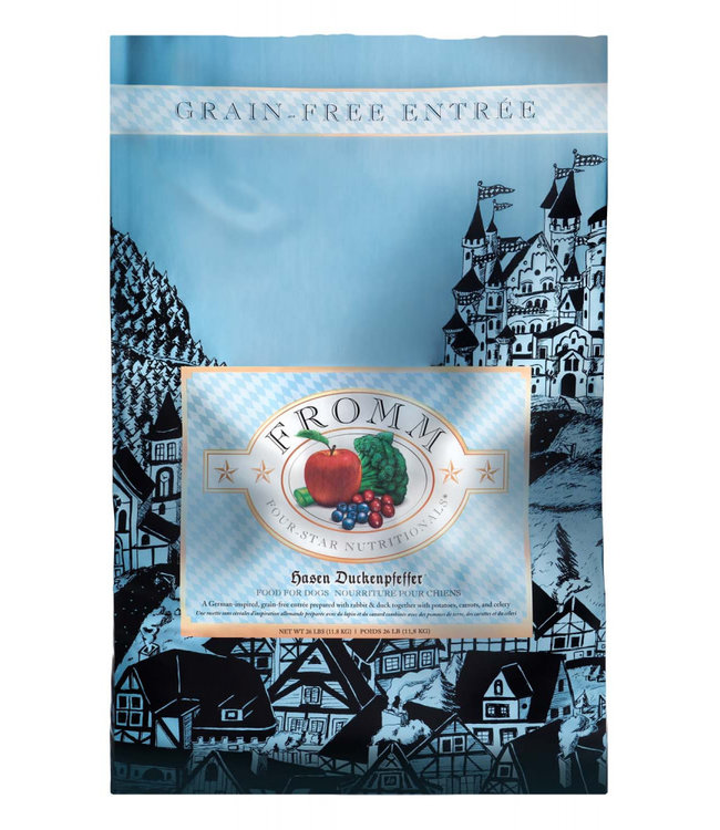 Fromm Family Foods Fromm Grain Free Hasen Duckenpfeffer®