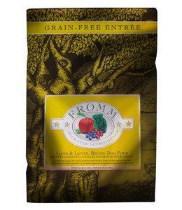 Fromm Family Foods Fromm Grain Free Lamb & Lentil