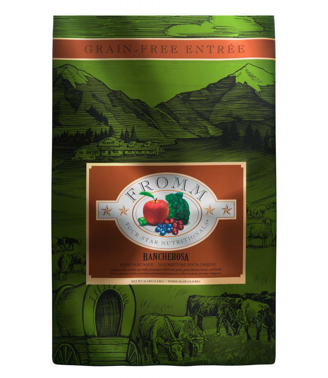Fromm Family Foods Fromm Grain Free Rancherosa®