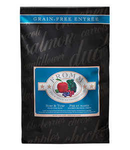 Fromm Family Foods Fromm Grain Free Surf & Turf