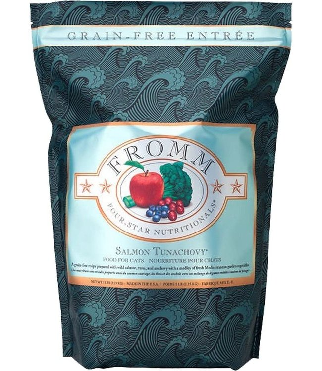Fromm Family Foods Fromm Grain Free Salmon Tunachovy® for Cats