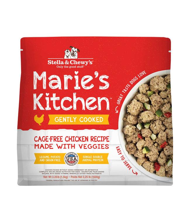 Stella & Chewy's® Stella & Chewy's® Dog Frozen Marie's Kitchen Chicken Cage-Free 3.25#