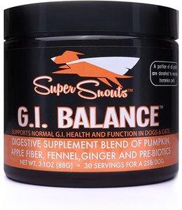 Diggin' Your Dog Diggin' Your Dog Super Snouts GI Balance All-in-One Digestive Blend 88g Jar