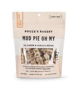 Bocce's Bakery Bocce Bakery Soft & Chewy Mud Pie Oh My 6 oz