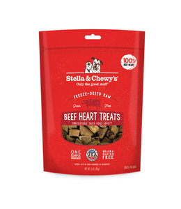 Stella & Chewy's® Stella & Chewy's Freeze Dried Beef Heart 3oz