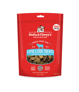Stella & Chewy's® Stella & Chewy's Freeze Dried Lamb Liver 3oz