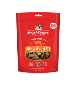 Stella & Chewy's® Stella & Chewy's Freeze Dried Beef Liver 3oz