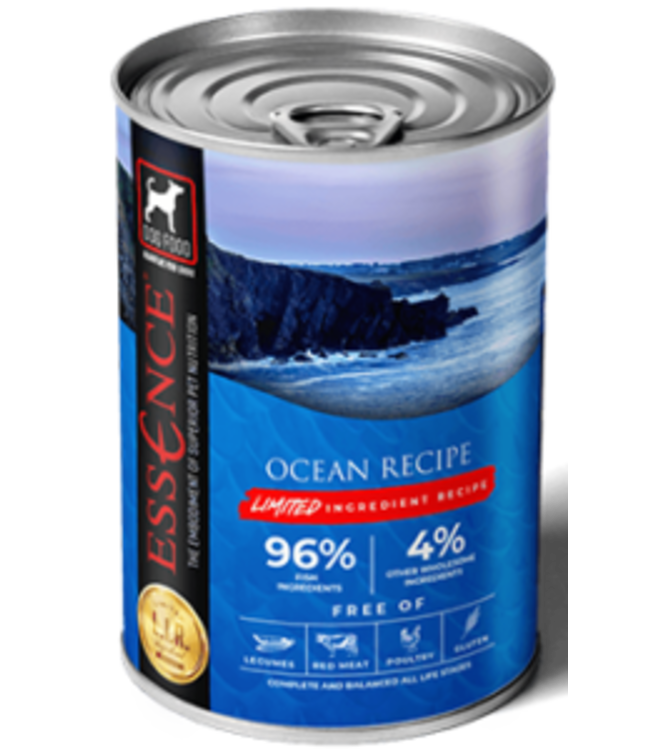 Essence® Essence® Limited Ingredient Ocean Recipe Dog Wet Food 13 Oz
