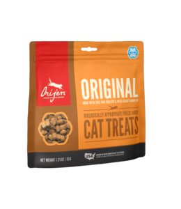 Champion Pet Foods ORIJEN Freeze-Dried Cat Treats Original 1.25oz