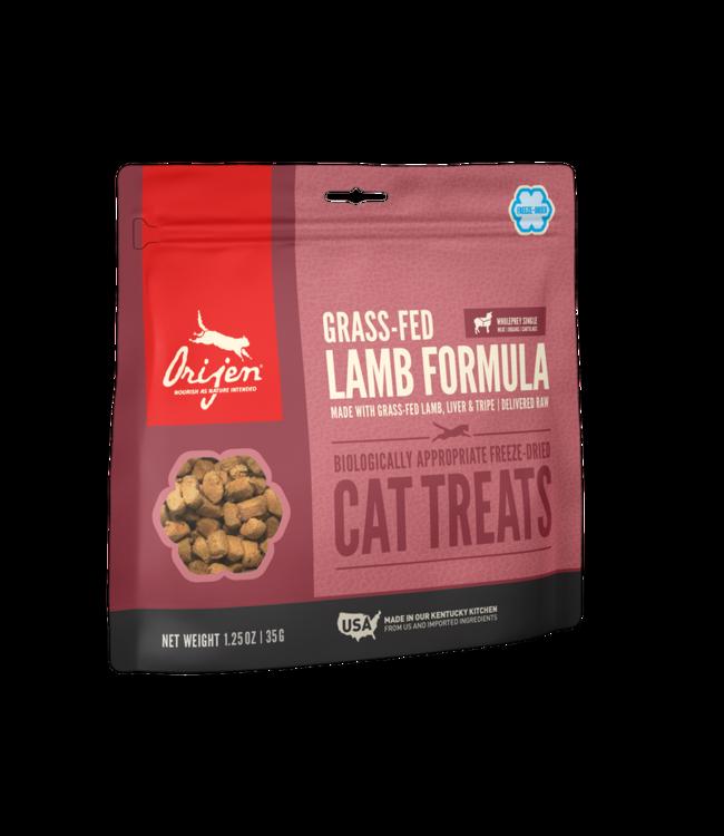 Champion Pet Foods ORIJEN Freeze-Dried Cat Treats Lamb 1.25oz