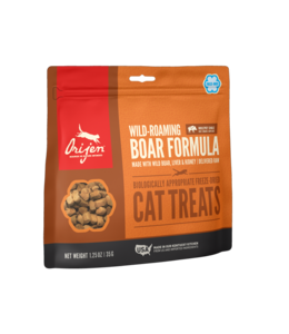 Champion Pet Foods ORIJEN Freeze-Dried Cat Treats Wild Boar 1.25oz