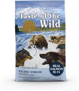 Taste of the Wild Taste of the Wild® Pacific Stream Canine Recipe