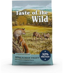 Taste of the Wild Taste of the Wild® Appalachian Valley Small Breed Canine Recipe