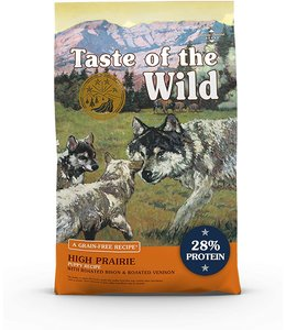 Taste of the Wild Taste of the Wild® High Prairie Puppy Recipe