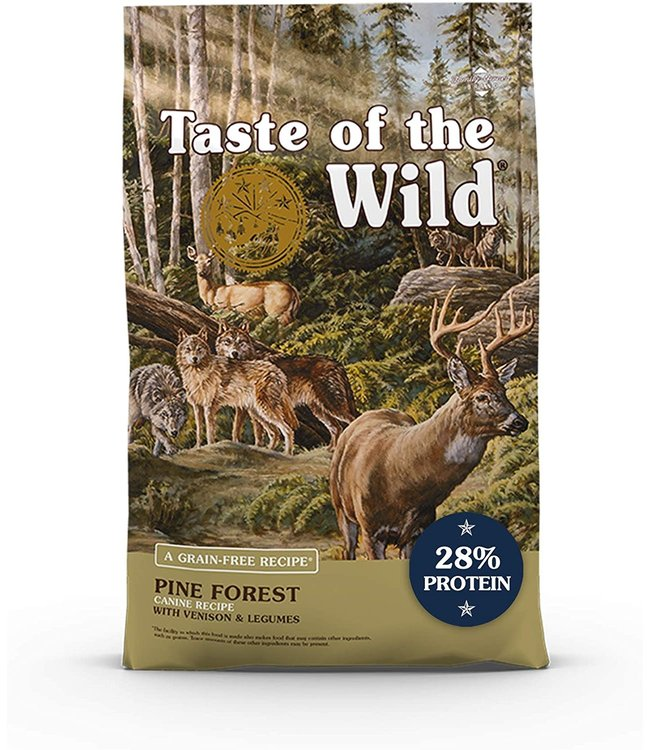 Taste of the Wild Taste of the Wild® Pine Forest Canine Recipe