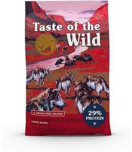 Taste of the Wild Taste of the Wild® Southwest Canyon Canine Recipe