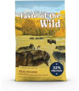 Taste of the Wild Taste of the Wild® High Prairie Canine Recipe