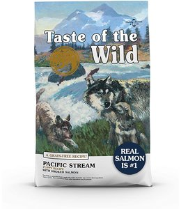 Taste of the Wild Taste of the Wild® Pacific Stream Puppy Recipe