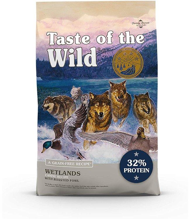 Taste of the Wild Taste of the Wild® Wetlands Canine Recipe