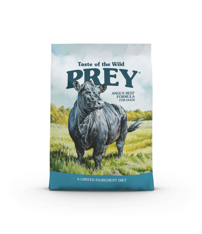 Taste of the Wild Taste of the Wild® Prey Angus Beef Limited Ingredient