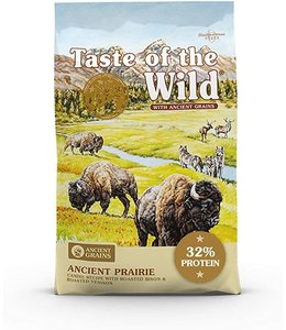 Taste of the Wild Taste of the Wild  Ancient Prairie 28lbs