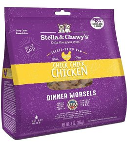 Stella & Chewy's® Stella & Chewy's® Chick, Chick Chicken Freeze-Dried Raw Dinner Morsels For Cats