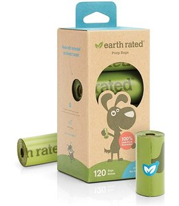 Earth Rated Earth Rated® 120 Bags on 8 Refill Rolls Unscented
