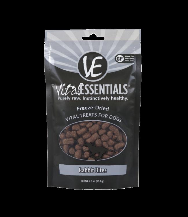 Vital Essentials® Vital Essentials® Freeze-Dried Rabbit Bites 2oz
