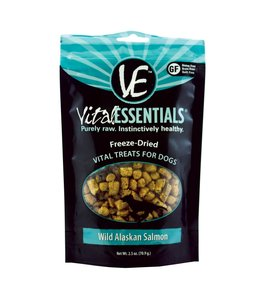 Vital Essentials® Vital Essentials® Freeze-Dried Wild Alaskan Salmon 2.5 oz