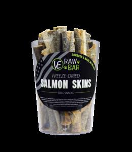 Vital Essentials® Vital Essentials® Raw Bar Freeze-Dried Salmon Skin - Single