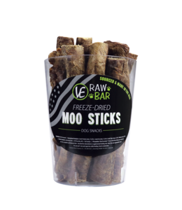 Vital Essentials® Vital Essentials® Raw Bar Freeze-Dried Moo Stick - Beef Esophagus - Single
