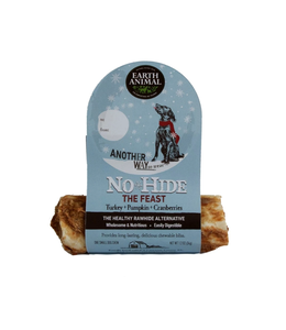 Earth Animal Earth Animal Holiday Feast Chew Small 4 Inch