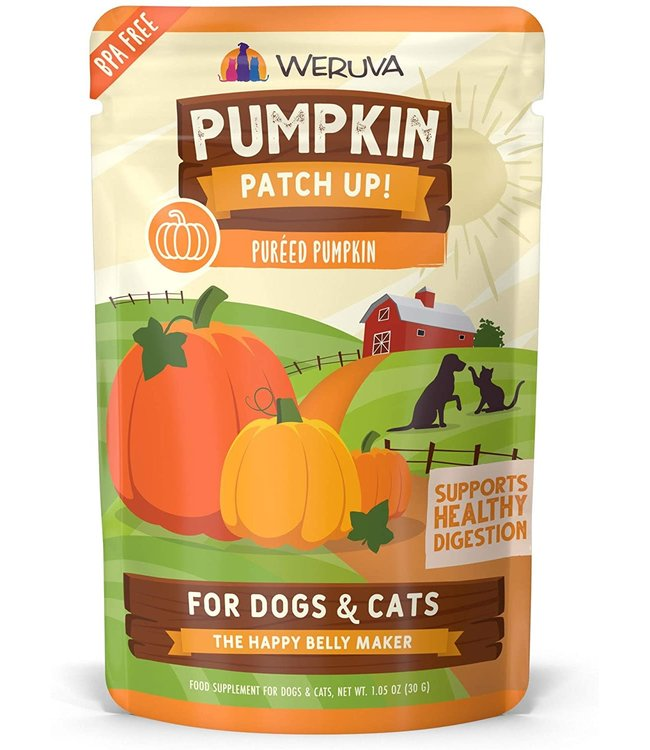 Weruva Weruva Pumpkin Patch Up 2.8oz