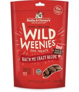 Stella & Chewy's® Stella & Chewy's Freeze Dried Wild Weenies Bac'n Me Crazy 11 oz