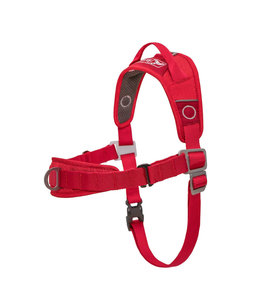 Kurgo Kurgo Harness No Pull Red Medium