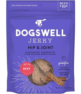 Dogswell Dogswell Jerky Hip & Joint Beef 10 oz