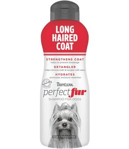 Tropiclean TropiClean PerfectFur™ Long Haired Coat Shampoo for Dogs, 16oz