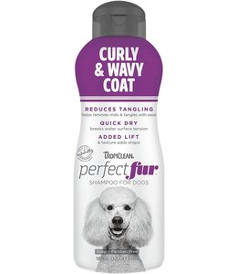 Tropiclean TropiClean PerfectFur™ Curly & Wavy Coat Shampoo for Dogs, 16oz