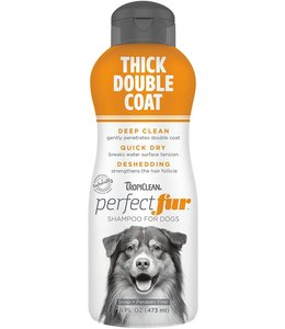 Tropiclean TropiClean PerfectFur™ Thick Double Coat Shampoo for Dogs, 16oz