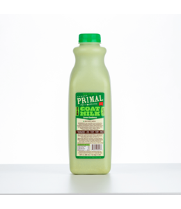 Primal Pet Foods Primal™ Raw Goat Milk Green Goddess for Cat & Dog 32 Oz