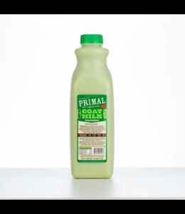 Primal Pet Foods Primal™ Raw Goat Milk Green Goodness for Cat & Dog 32 Oz