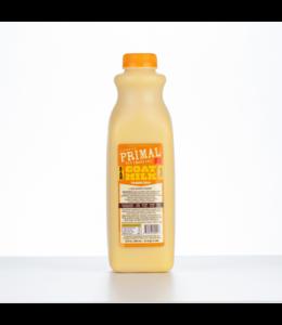 Primal Pet Foods Primal™ Raw Goat Milk Pumpkin Spice for Cat & Dog 32 Oz