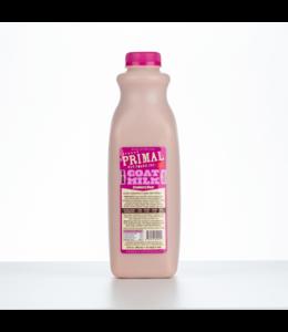 Primal Pet Foods Primal™ Raw Goat Milk Cranberry Blast for Cat & Dog 32 Oz